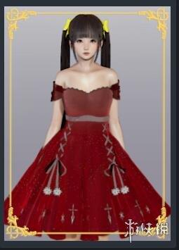 《AI少女》性感红色连衣裙小姐姐MOD,ai少女性感红色连衣裙小姐姐mod下载,ai少女mod下载