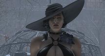 吸血鬼夫人清凉开胸比基尼