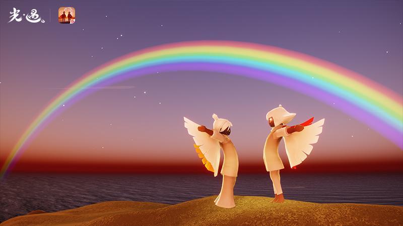 《光·遇》6月21日周年庆活动公告 因光而遇,云端共聚