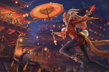 梦回长安《王者荣耀》IP共创计划长安赛年首部剧本游戏预约开启