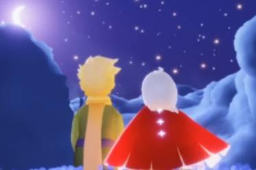 《光·遇》寻真书友会 和小王子一起遇见纯真的美好
