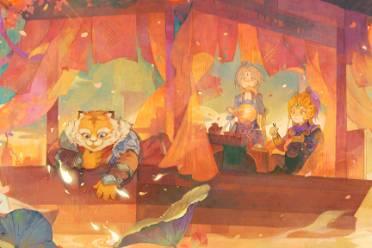 百克黄金仙器亮相《大话手游》六周年庆活动正式开启