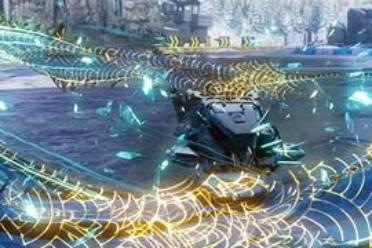 《王牌竞速》闪灵、泰坦全新传奇涂装亮相