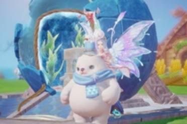 《梦想新大陆》全新水族馆玩法开放 全民跨服战起来