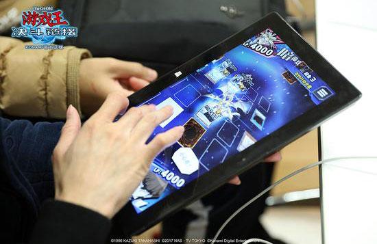 《游戏王:决斗链接》玩家探访开发团队