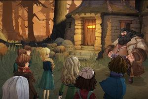 《哈利波特:魔法觉醒》双平台魔法测试结束 期待下次相遇