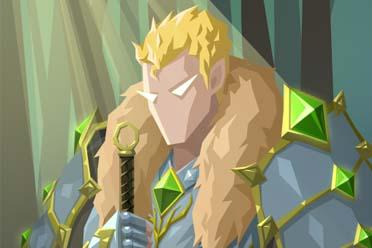 《恶魔秘境》英雄苍耀骑士哈罗斯的故事