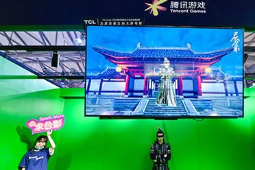 CJ20:《庆余年》手游参展2020ChinaJoy 亮相腾讯展台