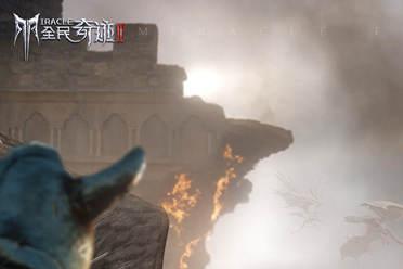 Angelababy《全民奇迹2》同名魔幻大片预告曝光 实力演绎极具反差双面形象