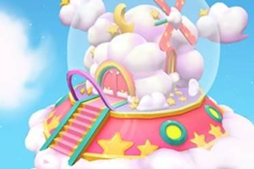 《摩尔庄园》新情报公开 您有一份云朵小屋的入住邀请