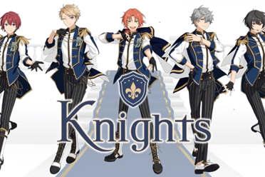 献上歌曲的骑士团《偶像梦幻祭2》骑士道组合Knights