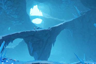 风霜冰雪之境《原神》龙脊雪山场景纪录片曝光