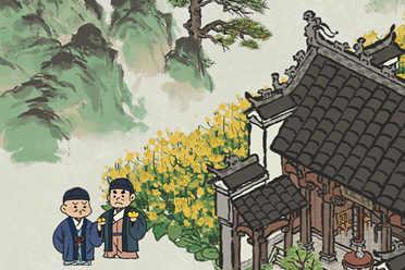 《江南百景图》携手豫园商城 精心打造盛夏古风市集