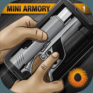 weaphones firearms sim mini