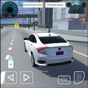 本田思域汽车游戏2021