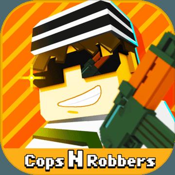 像素射击:CopsNRobbers