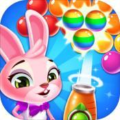 兔子泡泡龙动物森林