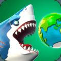 饥饿鲨世界绿色版