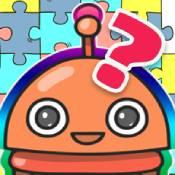 烧脑机器人拼图游戏ios版