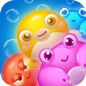 鱼气泡爆炸