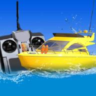遥控船模拟器