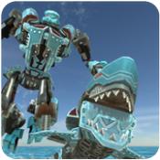 鲨鱼机器人2