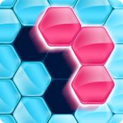 方块六角拼图
