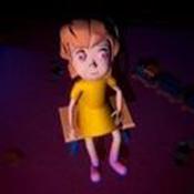 黄衣女孩恐怖