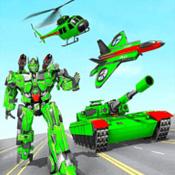坦克机器人改造战争