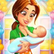 公主怀孕妈妈模拟