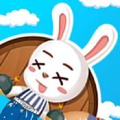 炸飞小兔兔ios版