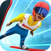 跳台滑雪2021