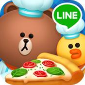 Line熊大上菜