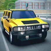 城市汽车驾驶与停车学校考试模拟器