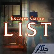 逃脱游戏列表