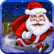 圣诞老人回家逃亡