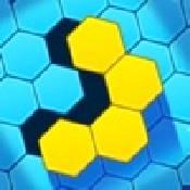 蜂巢益智方块游戏