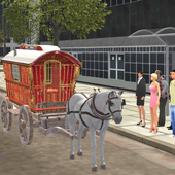 马车模拟器3D