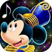 迪士尼音乐巡游