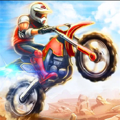 超级摩托车特技赛车