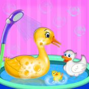 小鸭宠物护理