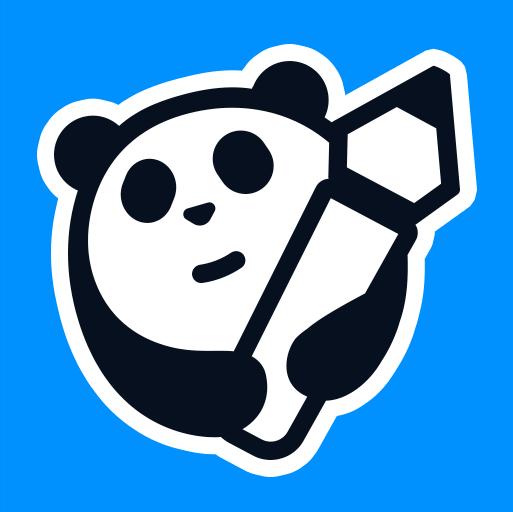 熊猫绘画软件