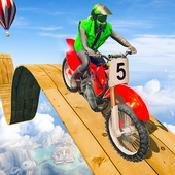 特技自行车3D比赛