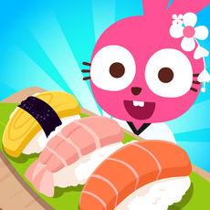 泡泡兔经营日本料理店
