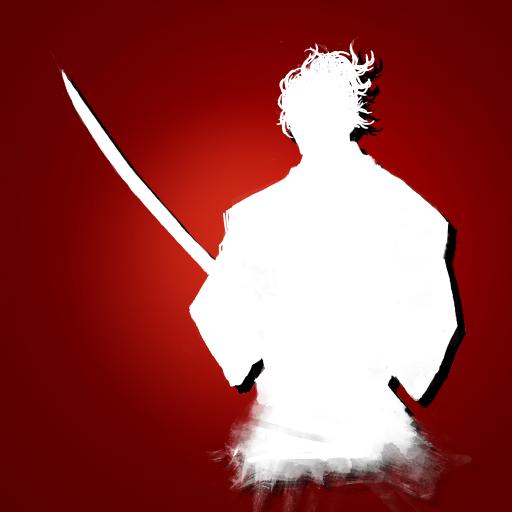 武士骑士剑战
