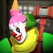 逃离怪异的冰尖叫小丑