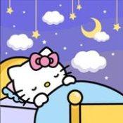 凯蒂猫晚安
