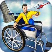 疯狂车轮跑酷模拟