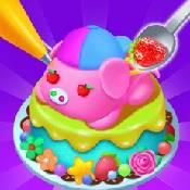 制作动物慕斯蛋糕ios版