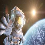 宇航员太空行走3D模拟器
